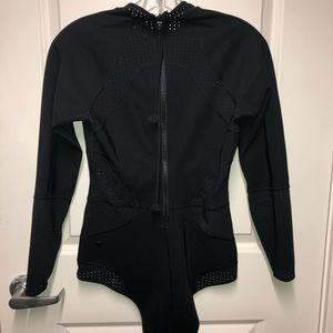 Reversible paddle suit